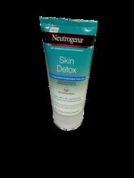 Neutrogena Skin Detox hautbildverfeinerndes Peeling głęboko oczyszczający peeling do twarzy kwas glikolowy