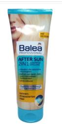 Balea Professional After Sun 2in1 Shampoo + Spülung szmapon + odżywka 2w1