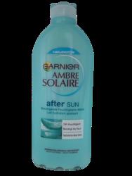 Garnier Ambre Solaire After Sun  Aloe Vera kojące mleczko po opalaniu 400 ml aloes