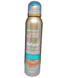 Garnier Ambre Solaire Selbstbräunungs-Spray mit Aprikosen-Extrakt samoopalacz spray