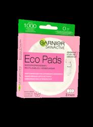 Garnier Skin Active Abschminkpads Mikrofaser Eco ekologiczne płatki wielokrotnego użycia do demakijażu