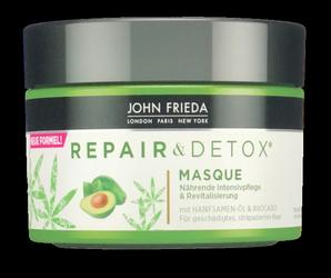 John Frieda Haarmaske Repair & Detox maska do włosów