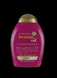 Ogx Anti Breakage Keratin Oil Conditioner odżywka do włosów keratyna