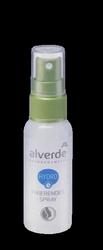alverde Naturkosmetik Fixierendes Spray spray utrwalający makijaż kiwi, ananas, nagietek