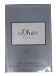s.Oliver Eau de Toilette For Him woda toaletowa dla mężczyzn 30 ml
