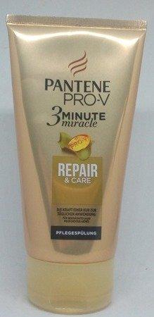Pantene Pro-V Repair & Care Miracle 3 Minuten Pflegespülung 3 minutowa odbudowująca odżywka do włosów