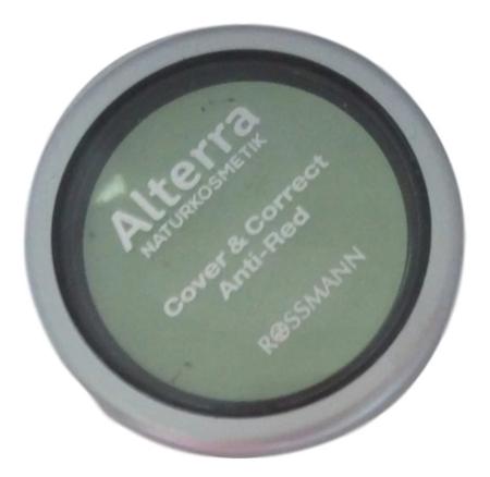 Alterra 3 in1 Profi Concealer korektor trzy kolory