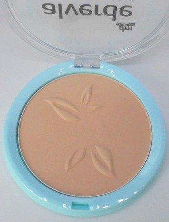 Alverde Natukosmetik Gesichtspuder Mattifying Powder Sensitive Light 01 puder matujący nr 01 jasny skóra wrażliwa