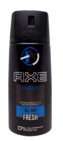 Axe Anarchy Deodorant & Bodyspray All Day Fresh dezodorant dla mężczyzn