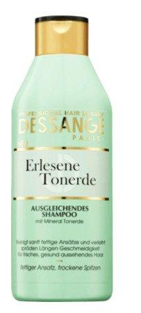 Dessange Shampoo Erlesene Tonerde szampon oczyszczający glinka
