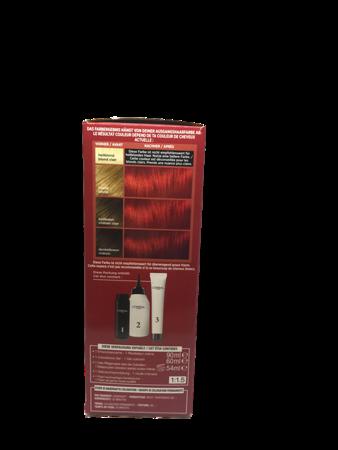 L'Oréal Colovista Haarfarbe brightred farba do włosów czerwień