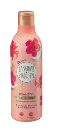Langhaarmädchen Shampoo Intense Repair szampon odbudowujący