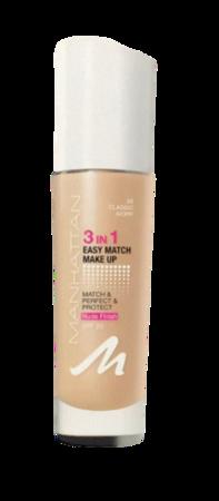 Manhattan Cosmetics Easy Match Make-up classic ivory 32 podkład klasyczna kość słoniowa nr 32