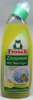 Frosch WC Reiniger Zitrone płyn do toalet cytrynowy
