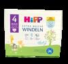 Hipp Babysanft Windeln Gr. 4 Maxi 32 St 8-14 kg jednorazowe pieluszki dla dzieci